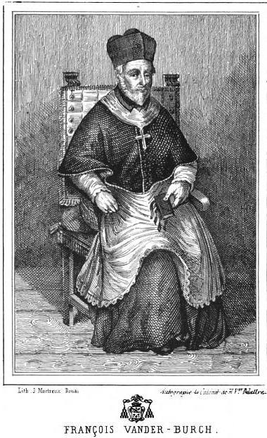 Fran ois van der burch wikip dia - Le roi du matelas cambrai ...