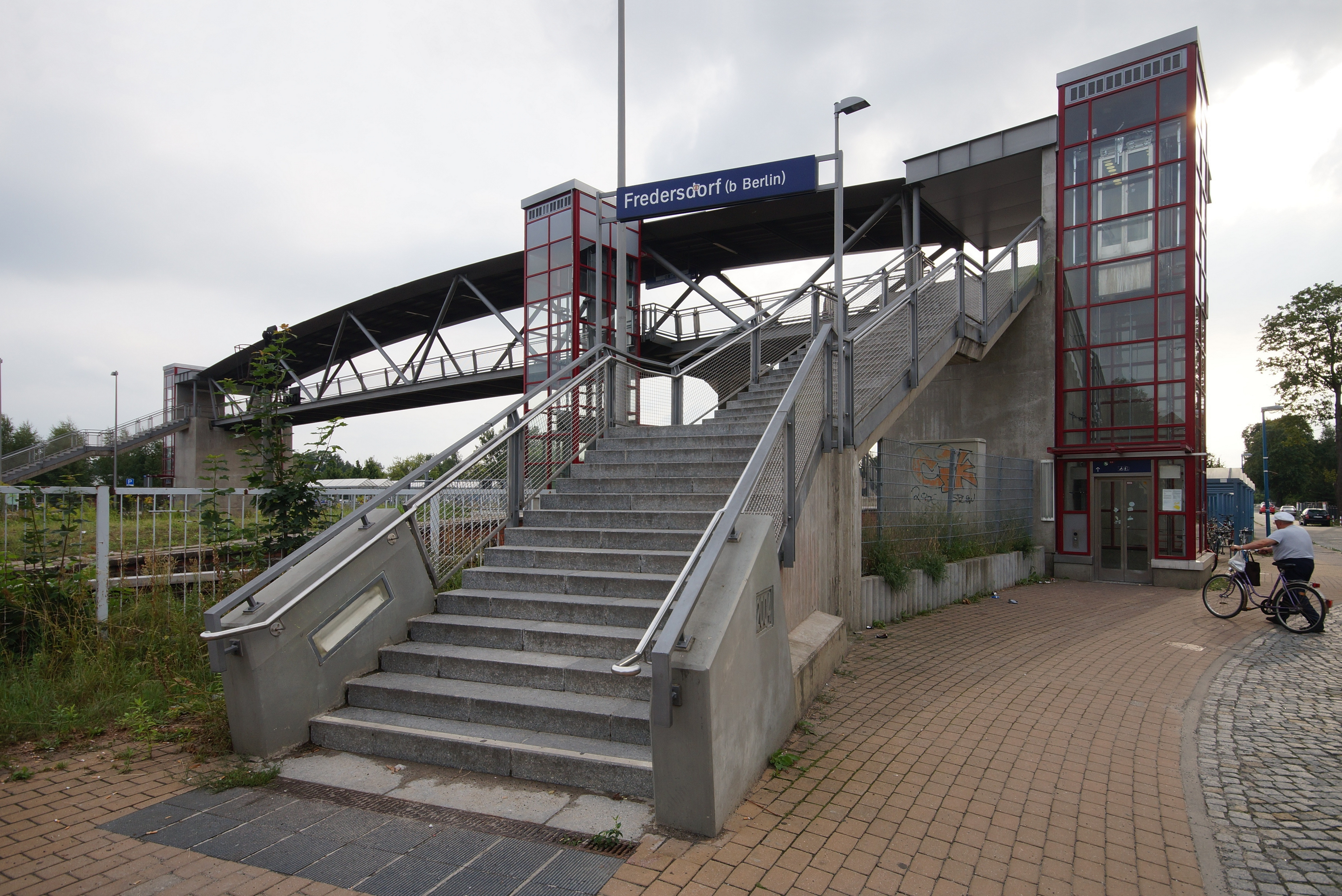 Fredersdorf-Vogelsdorf