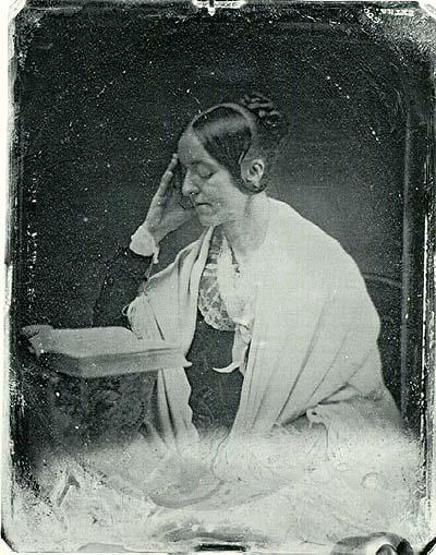 Margaret Fuller Daguerreotype