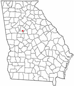 Locust Grove Georgia Wikipedio - Georgia map locust grove