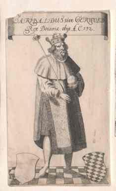 Garibald I van Beieren