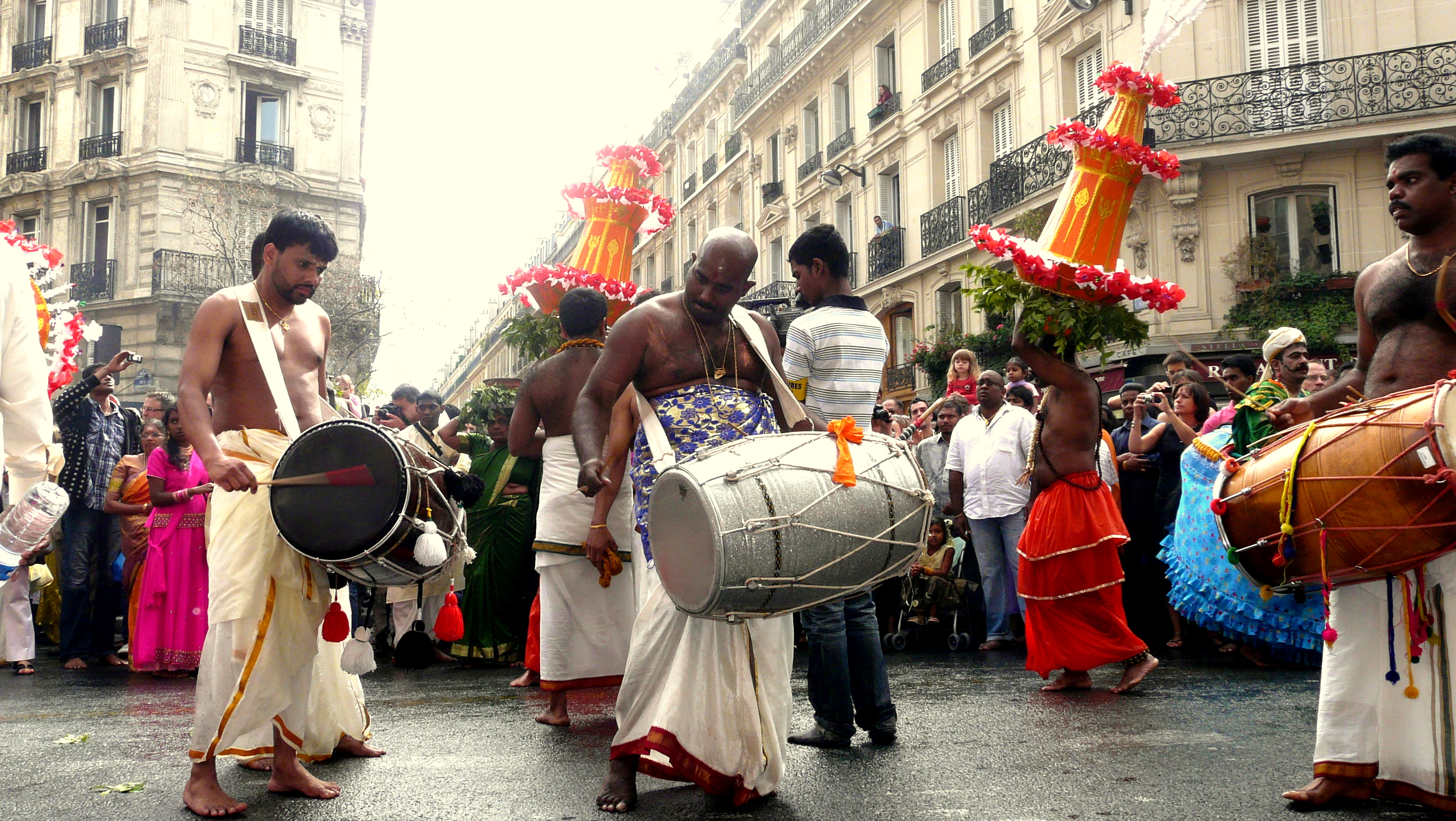 Image result for ganesh festival paris