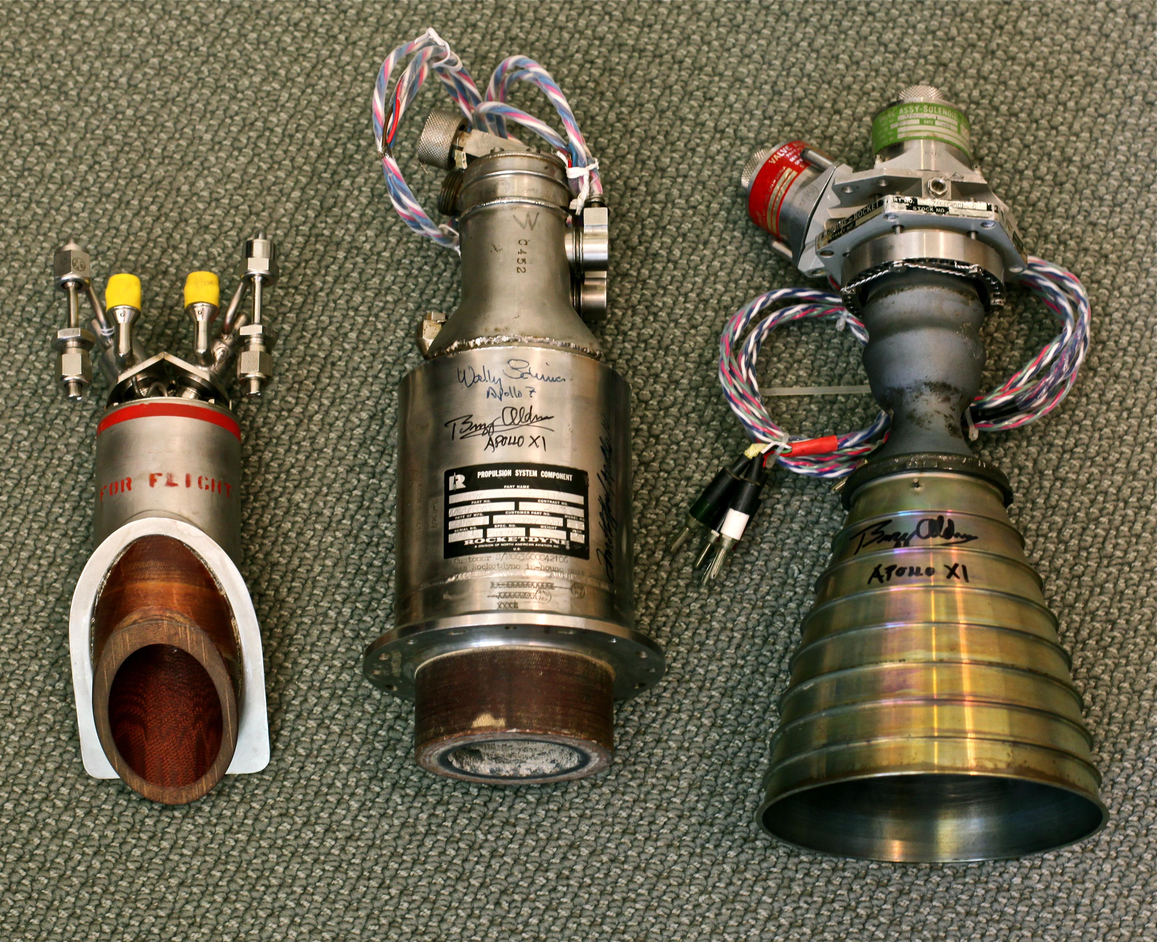 Модельный ракетный двигатель своими руками