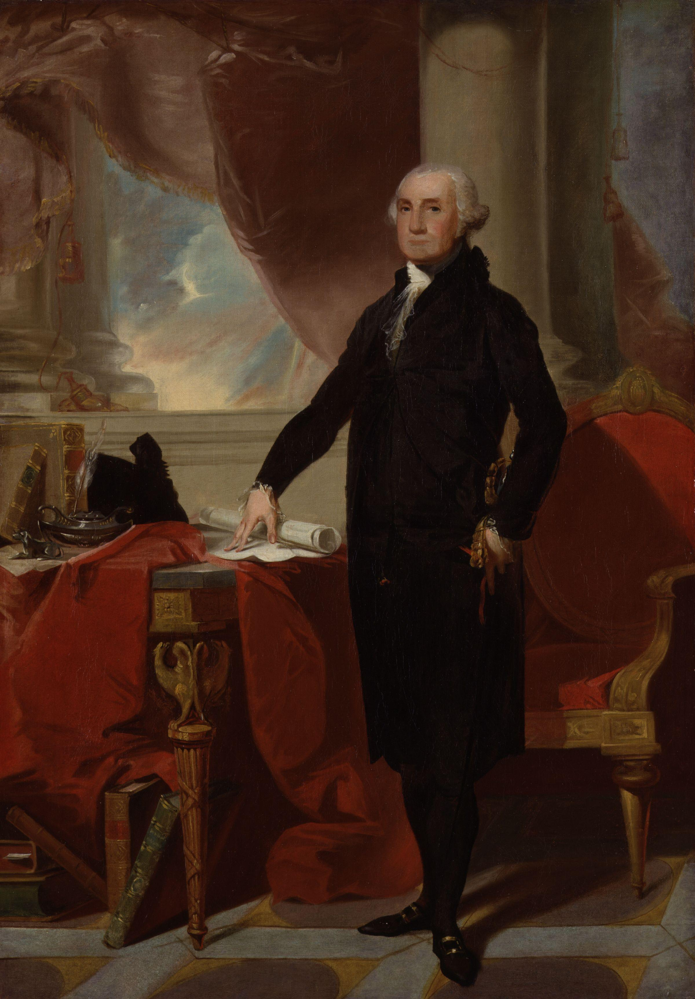 File George Washington By Gilbert Stuart Jpg Wikimedia