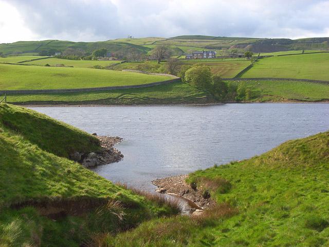 Grassholme Reservoir - geograph.org.uk - 1342186