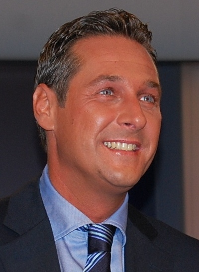 Image result for Heinz Christian strache