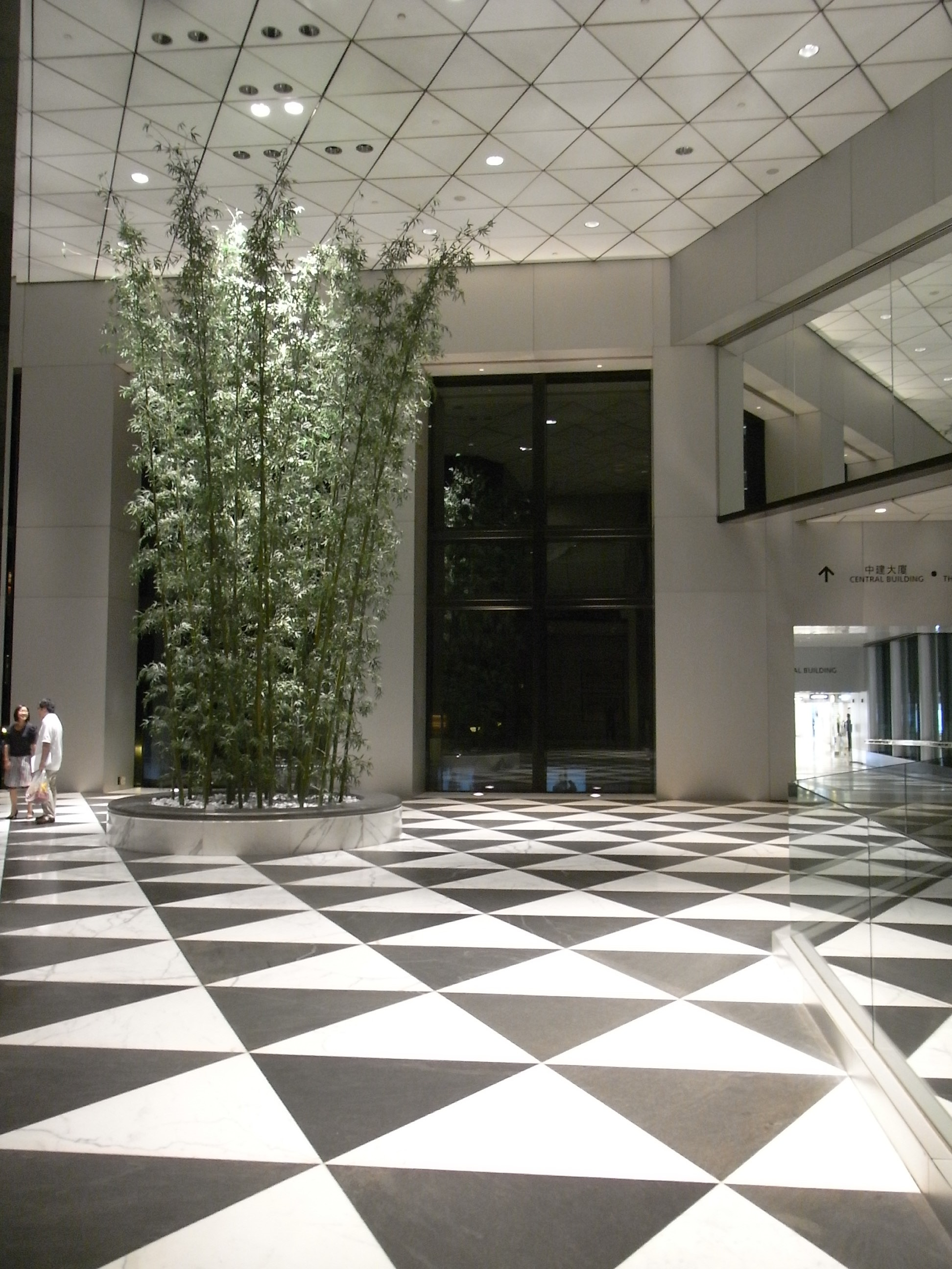 FileHK Central Night Tower Lift Lobby Hall Floor Tile Pattern Aug 2010JPG
