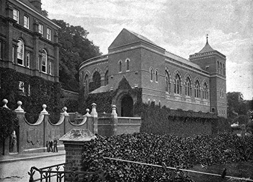 Speech Room in 1900 Harrow school speech room 1900.jpg