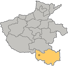 Xinyang Prefecture-level city in Henan, Peoples Republic of China