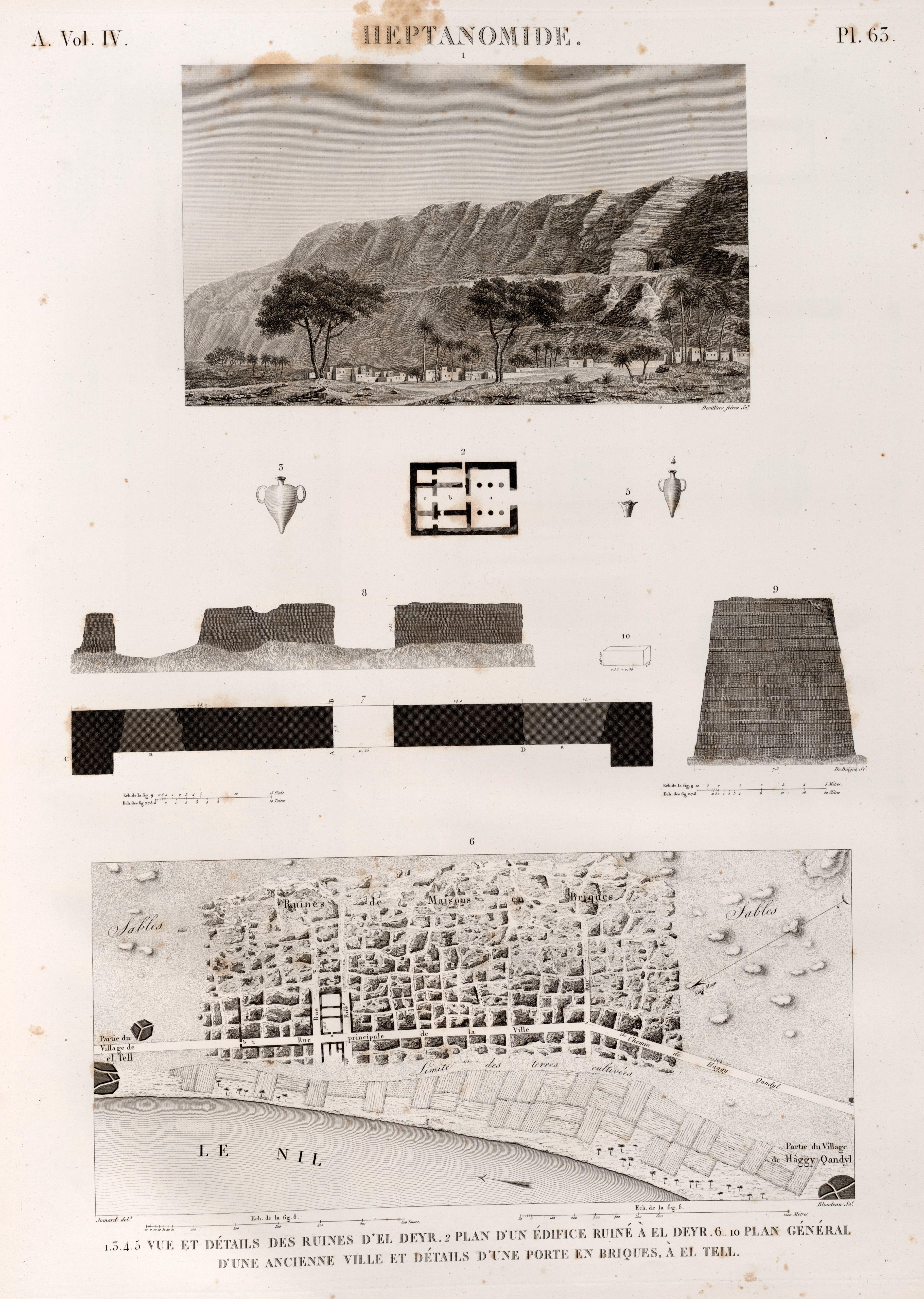 Fileheptanomide 13 5 Vue Et Détails Des Ruines Del Deyr 2