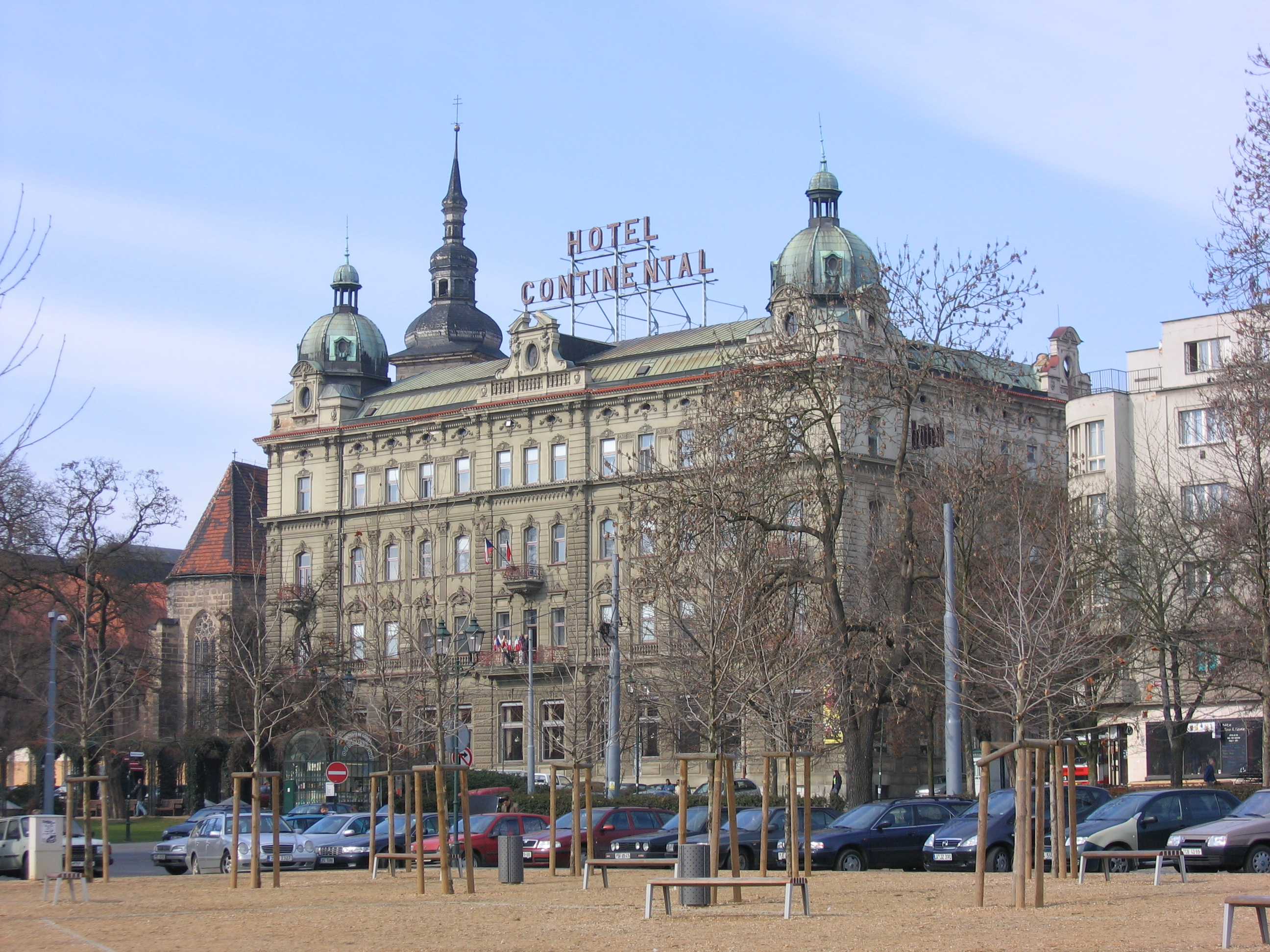 City Hotel Continental