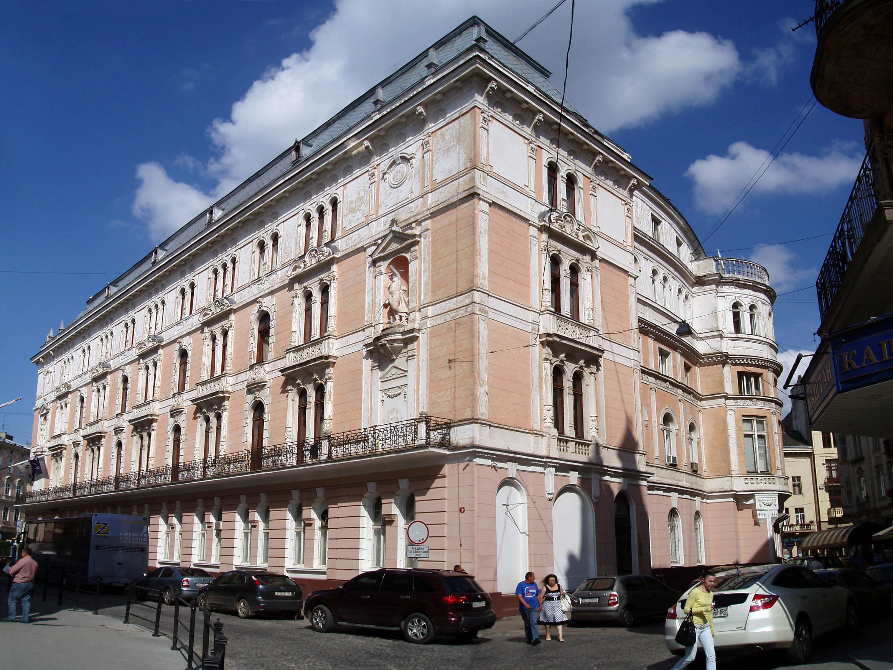 File Hotel George In Lviv 2 Jpg