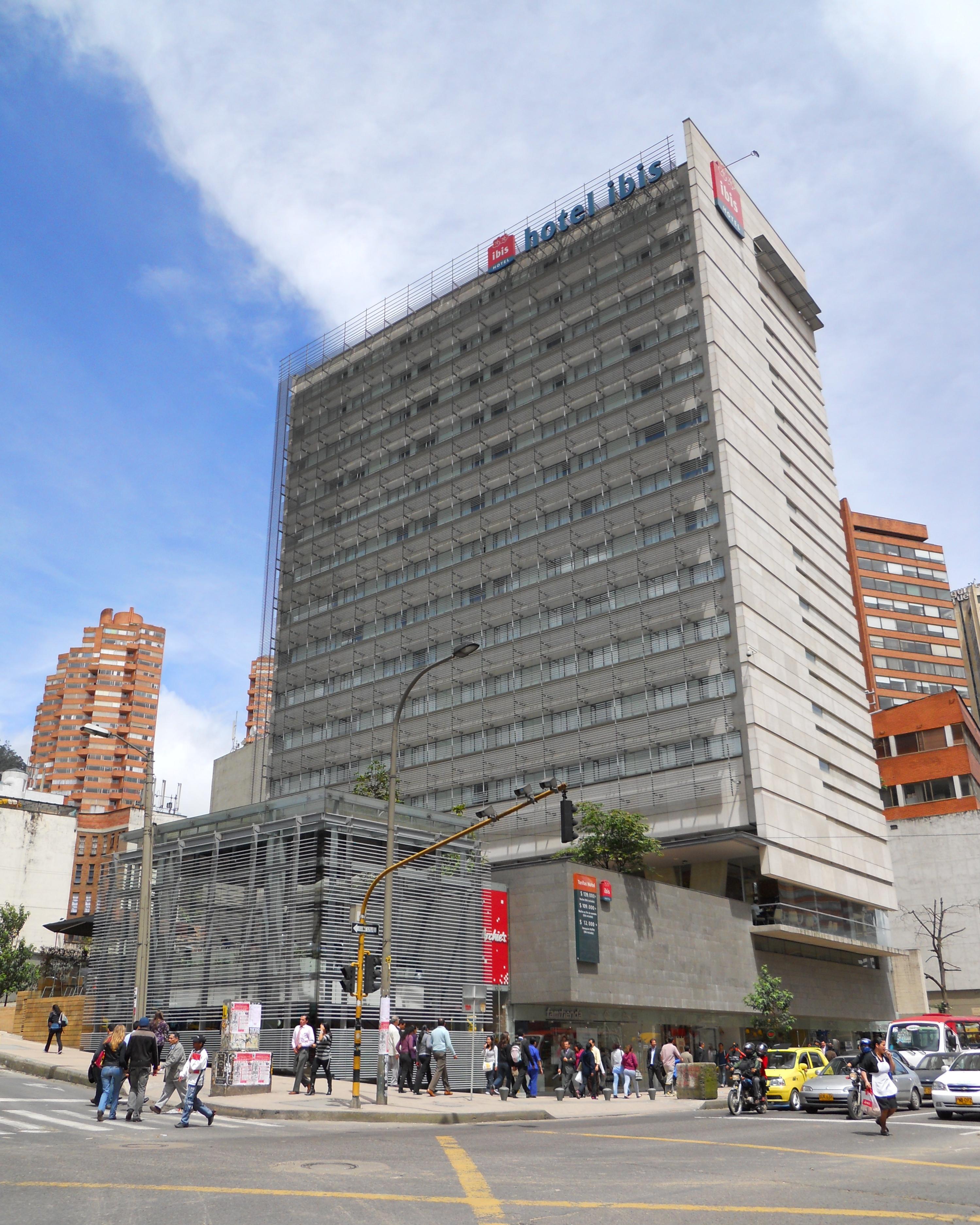 Www Hotel Bogota Plaza
