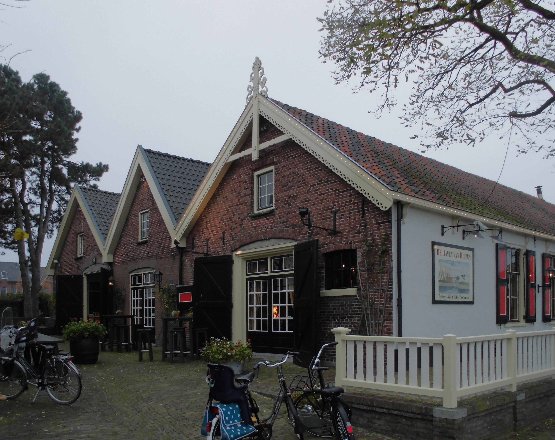 Haven Van Huizen : Bestand huizen voormalige visrokerij rm g wikipedia