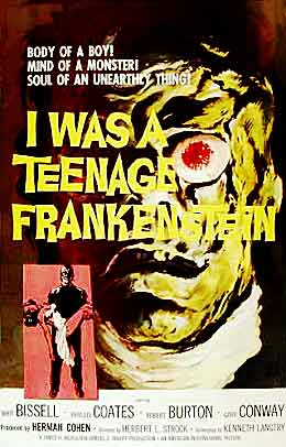 I Was a Teenage Frankenstein - Wikipedia