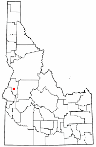 Loko di Council, Idaho