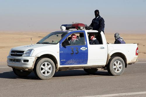 File:Iraqi Police, Ramadi, Iraq.jpg