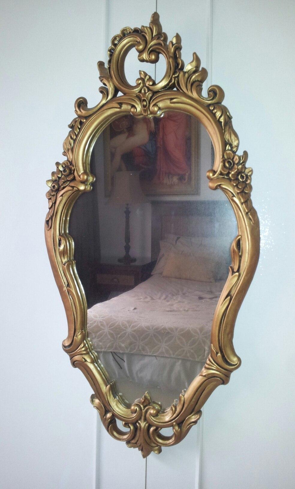 Wiki rococo upcscavenger for Italian baroque mirror