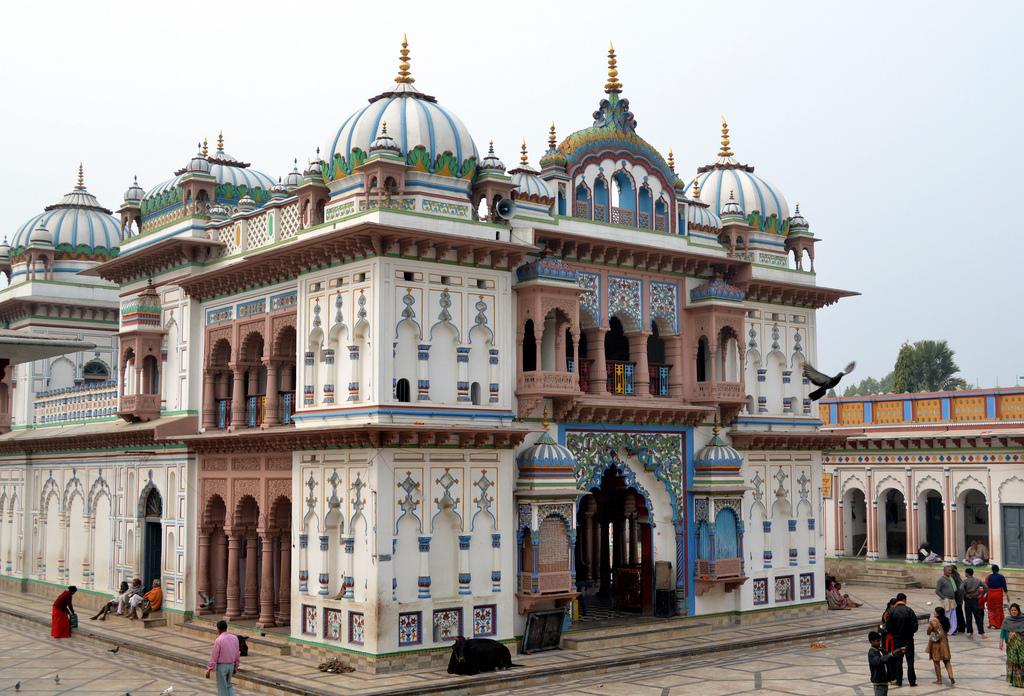 Janaki Temple, Sitamarhi