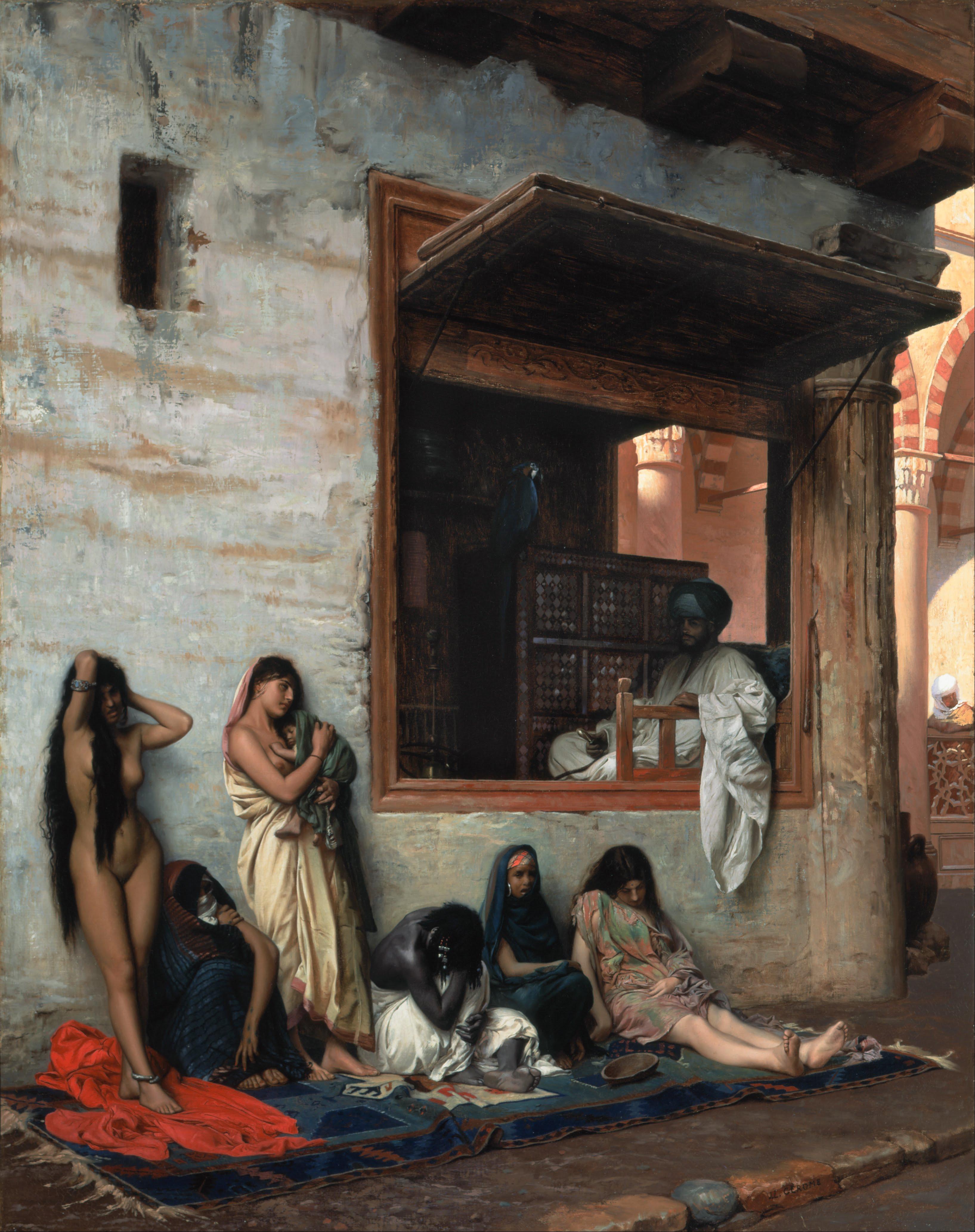 Рабы у женщин 7 фотография