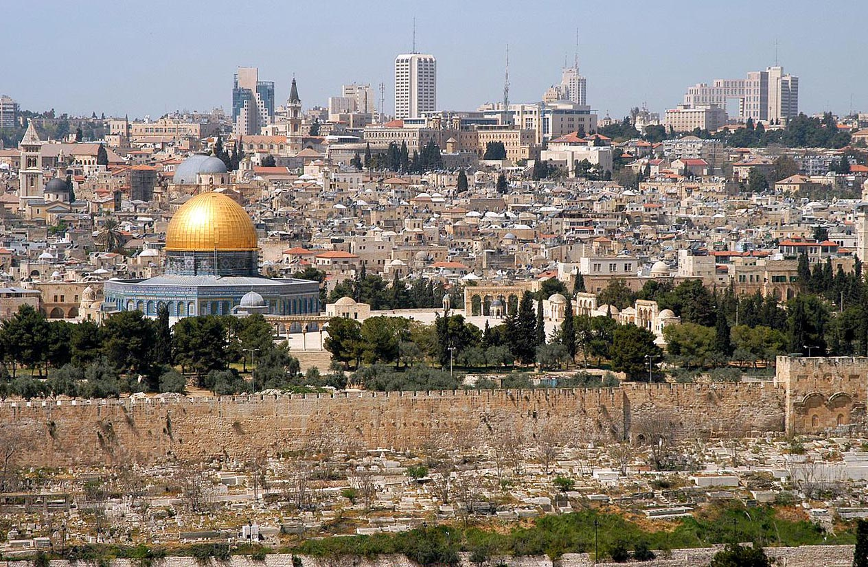 A history that you must know before you die: Jerusalem