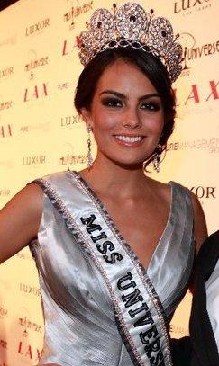 Miss Univers 2010 — Wikipédia