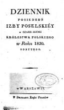 Sejm of Congress Poland