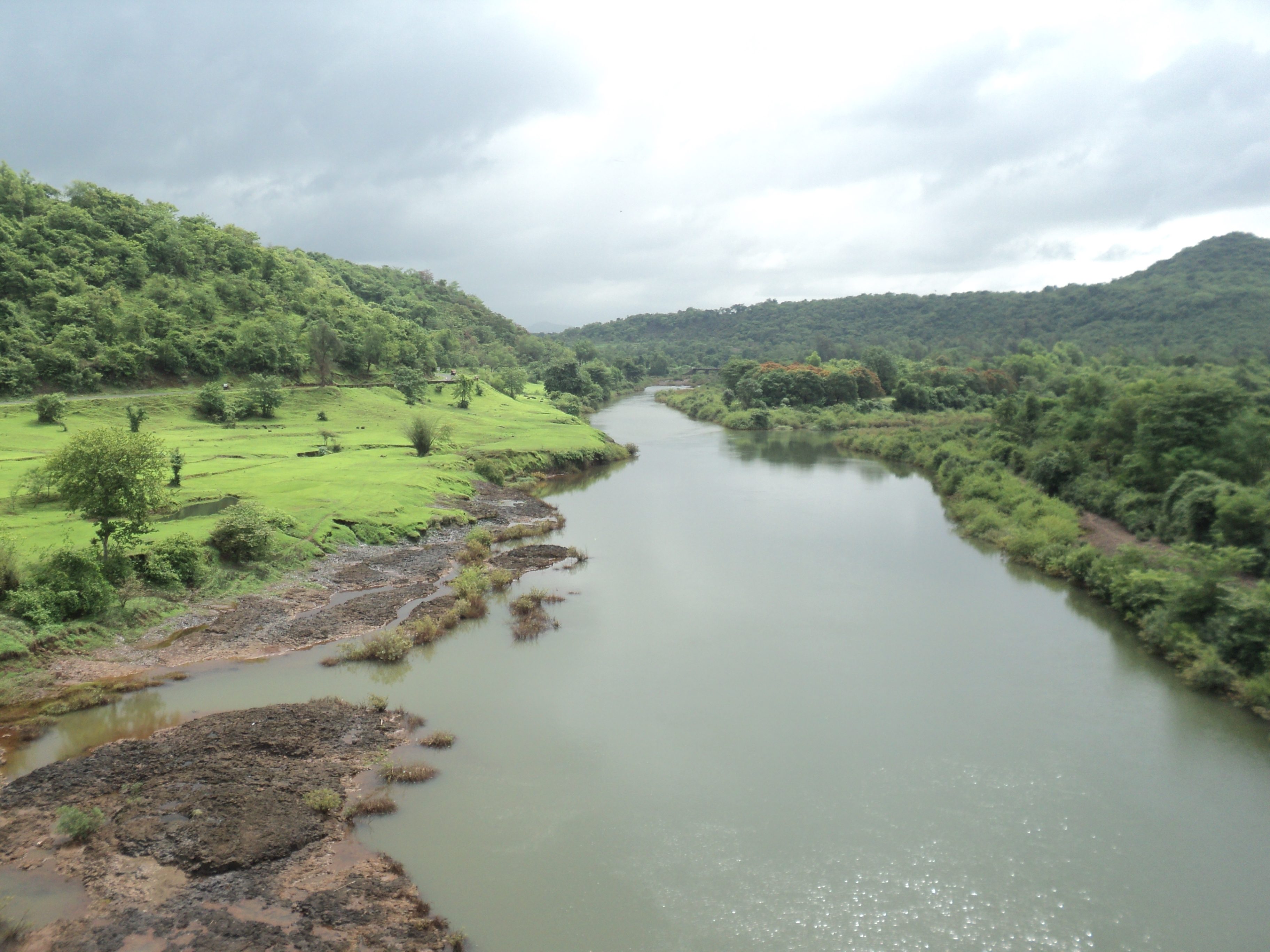 Kali River (Karnataka) - Wikipedia