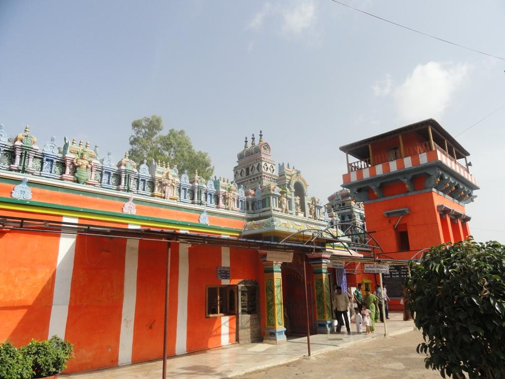 anjaneyaswamy temple