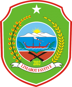 Official seal of East Halmahera Regency