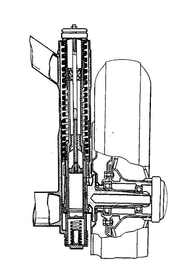 File Lancia Sliding Pillar Suspension  Section  Autocar