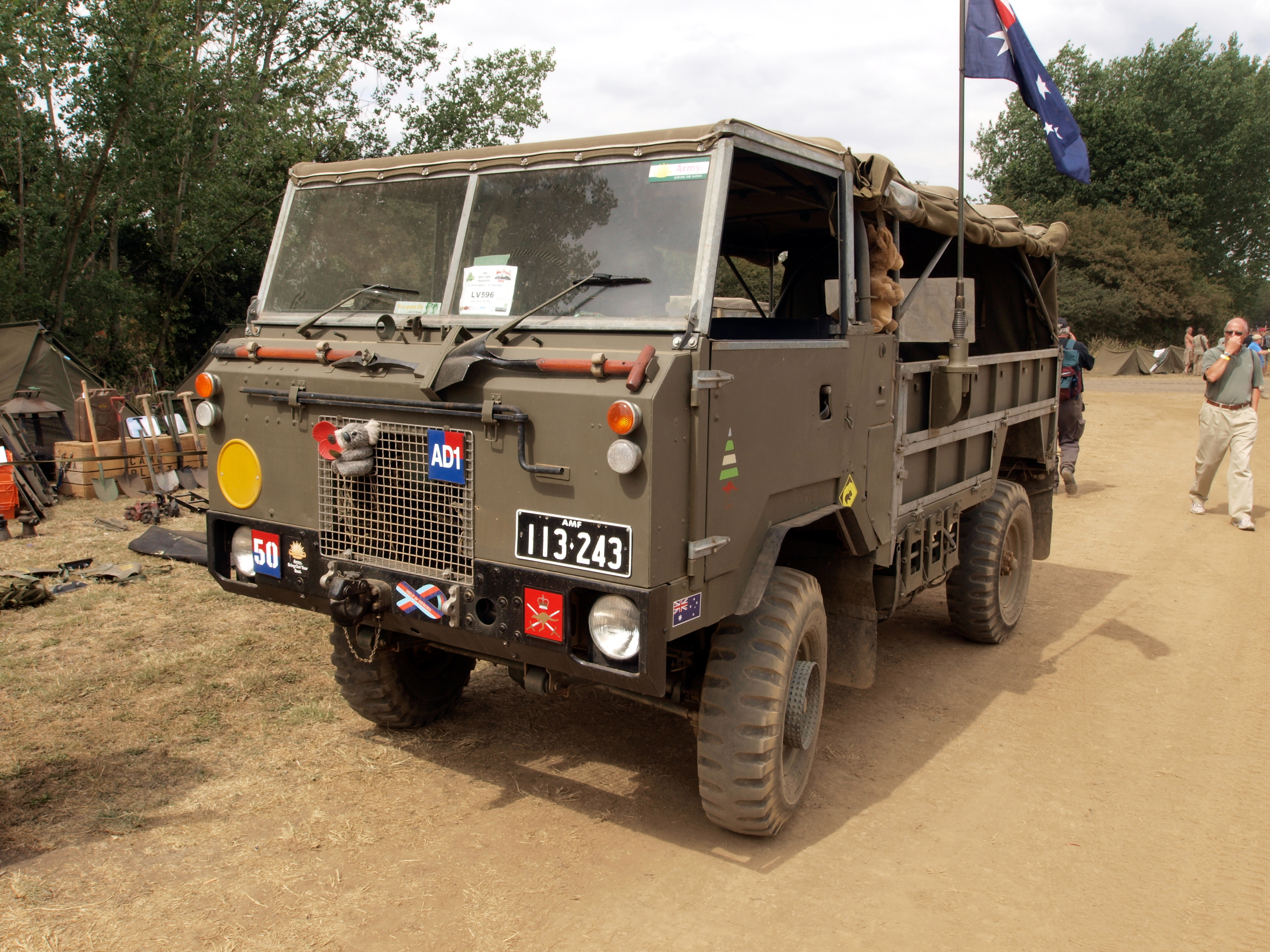 File:Land Rover 101 Forward Control pic12.JPG - Wikimedia Commons