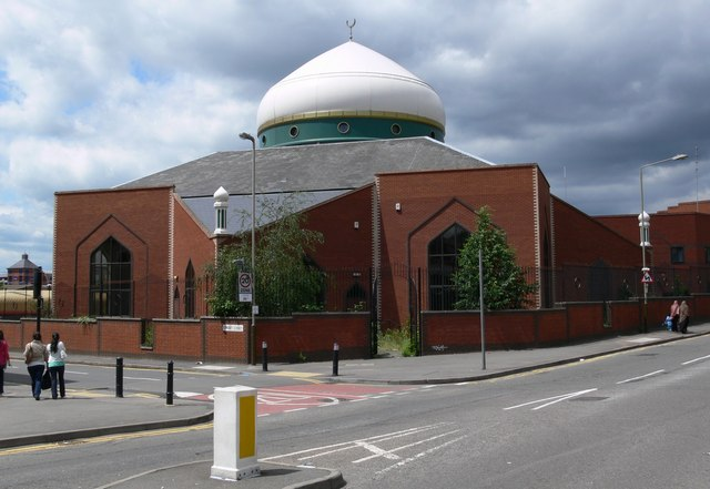 Leicester Central Mosque - geograph.org.uk - 469916.jpg