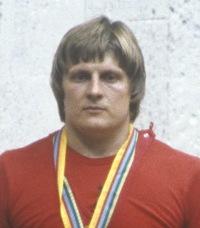 Leonid Taranenko Soviet weightlifter