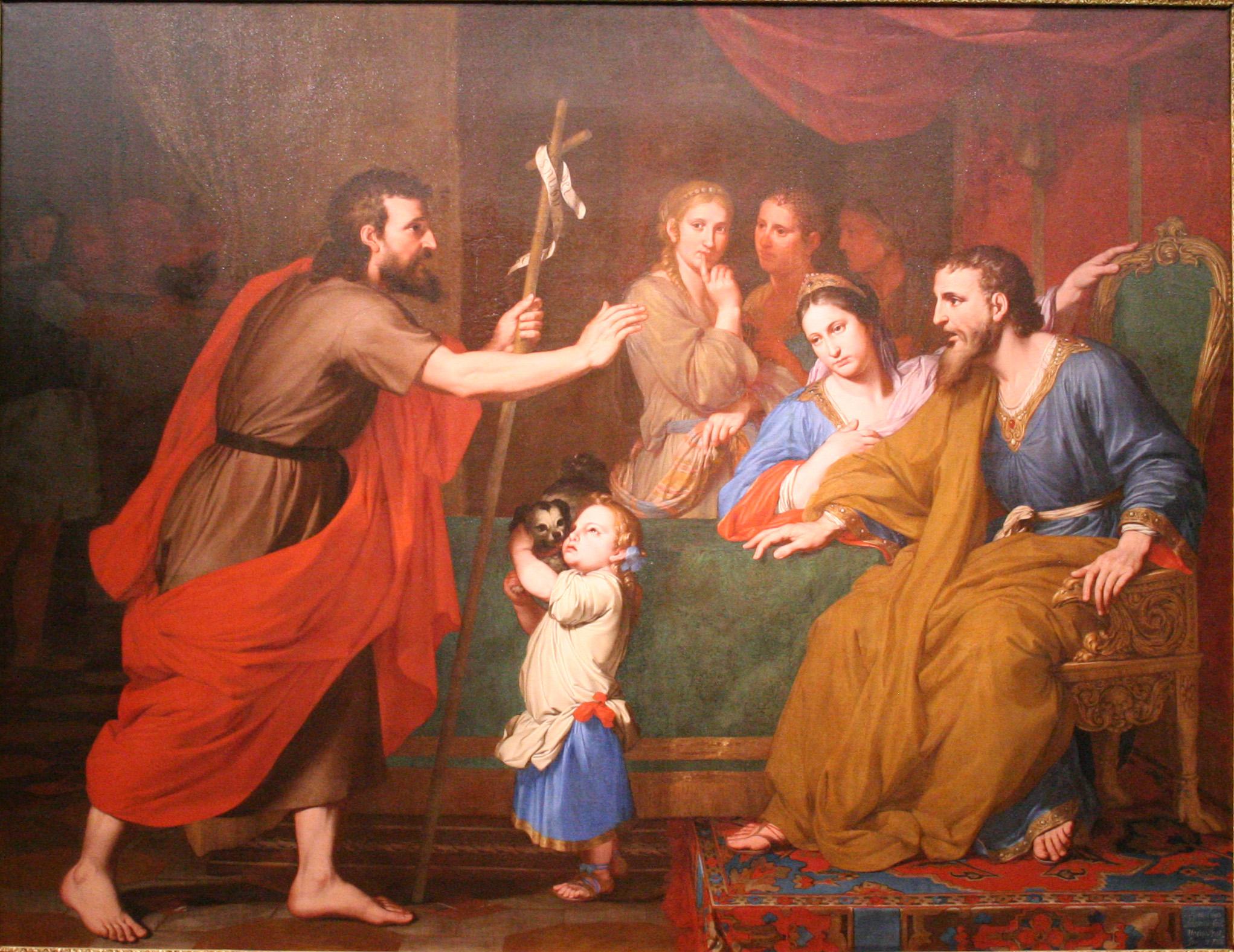 Message-Lumière de la Famille Myriam  - Page 5 Levieux-St-Jean-Baptiste-et-H%C3%A9rode