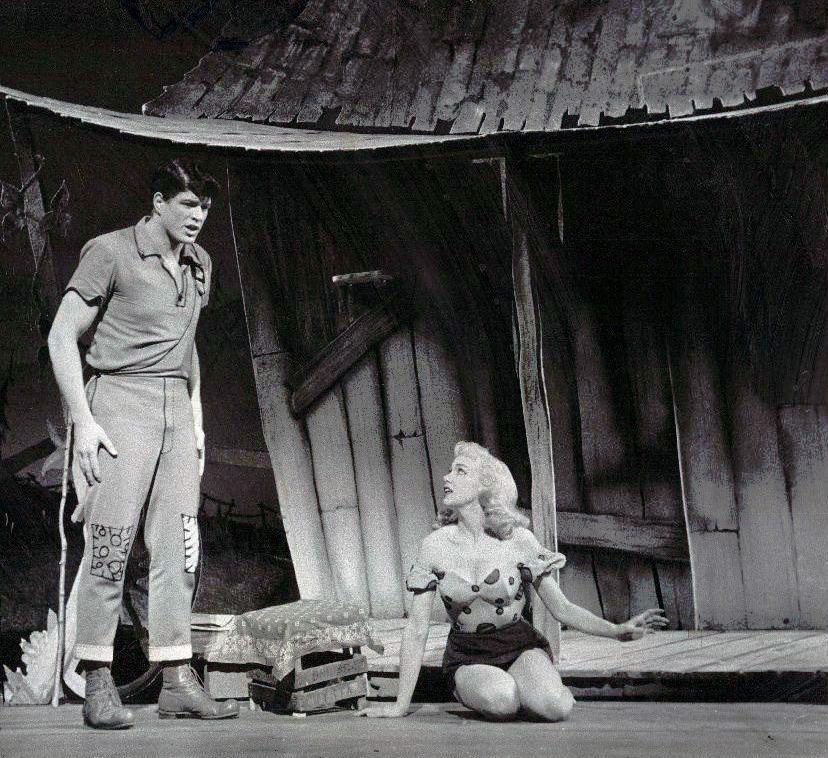 Author Palmer Adams >> File Li L Abner Broadway Play Edie Adams 1956 Jpg Wikimedia Commons