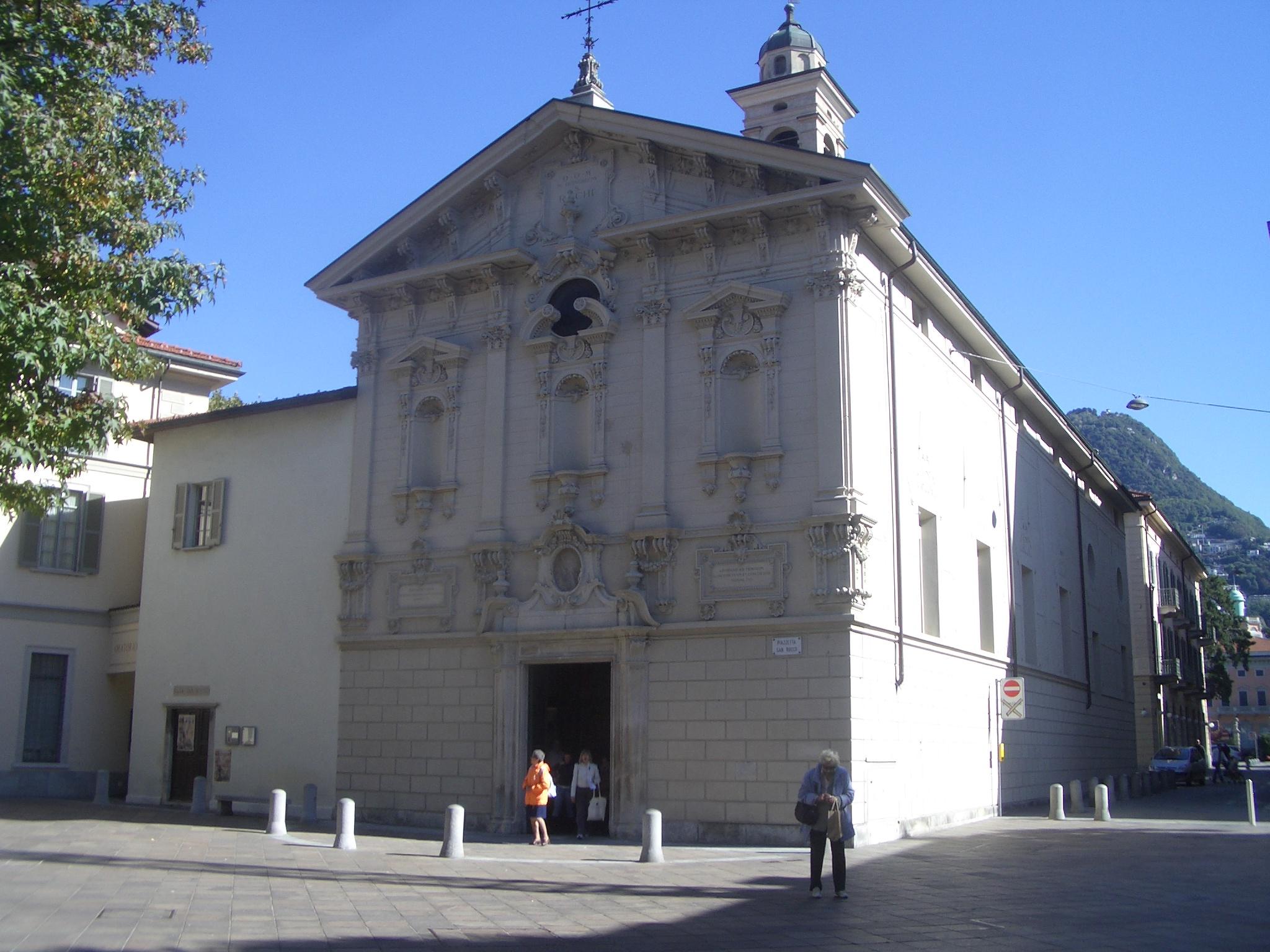 Parrocchia San Vittore Maetire Villa Cortese