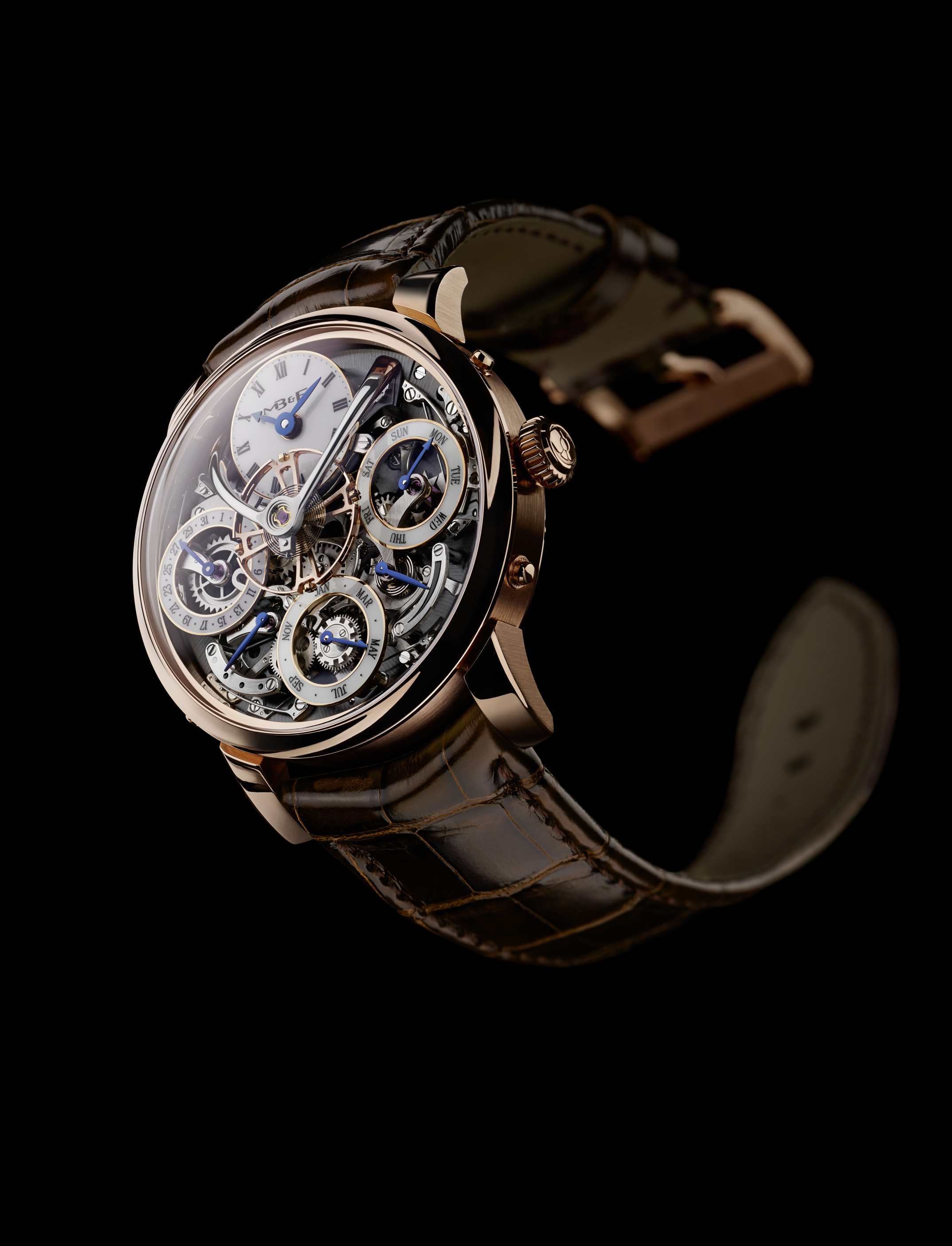Image result for MB&F Legacy Machine Perpetual