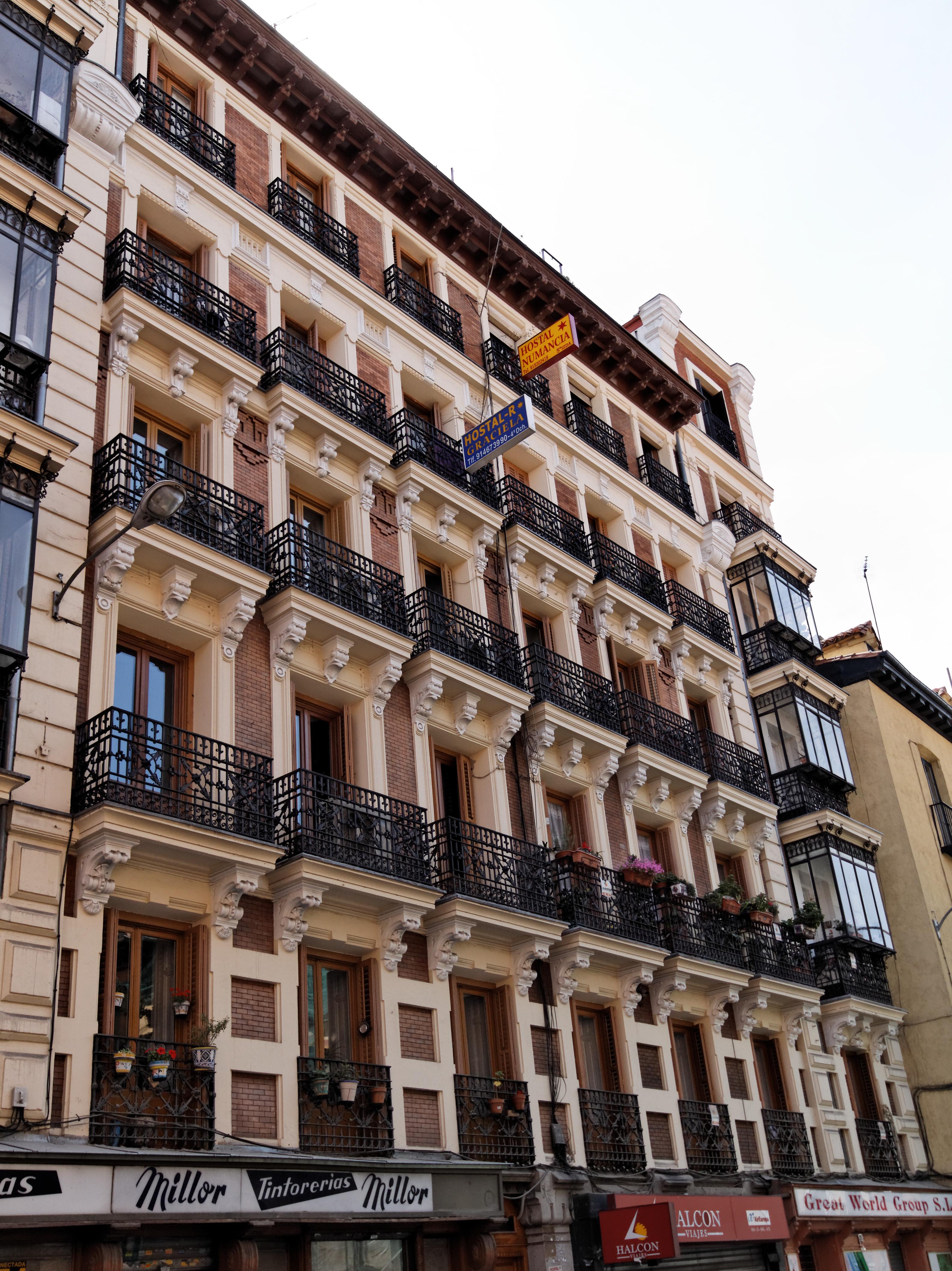 Opiniones de calle de la magdalena for Calle prado 8 madrid