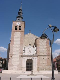 Image illustrative de l'article Cathédrale de Getafe
