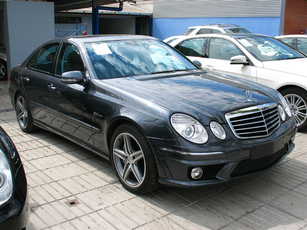 Mercedes E320 Cdi Avantgarde 2002 Cadillac