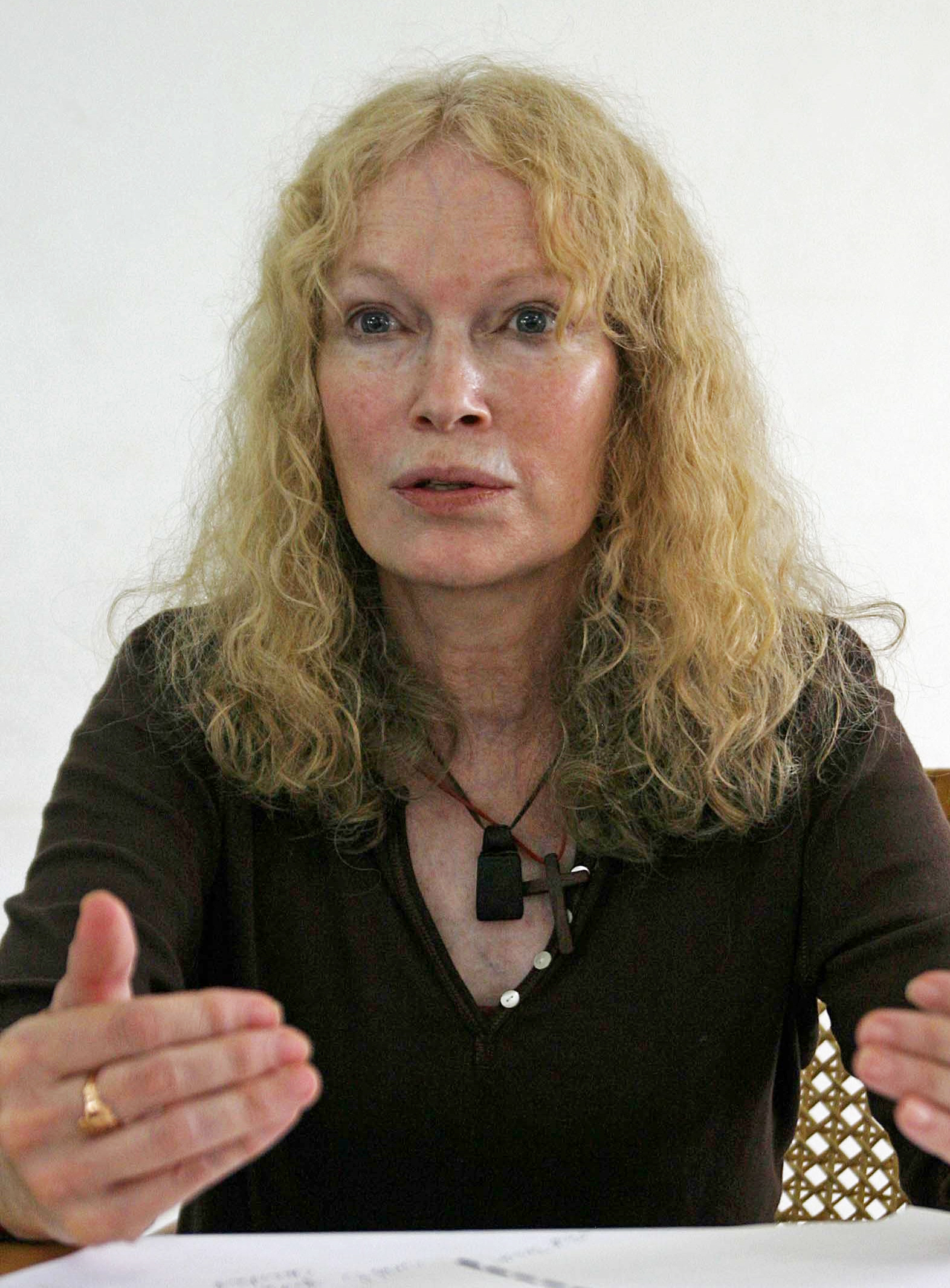 Mia Farrow Net Worth
