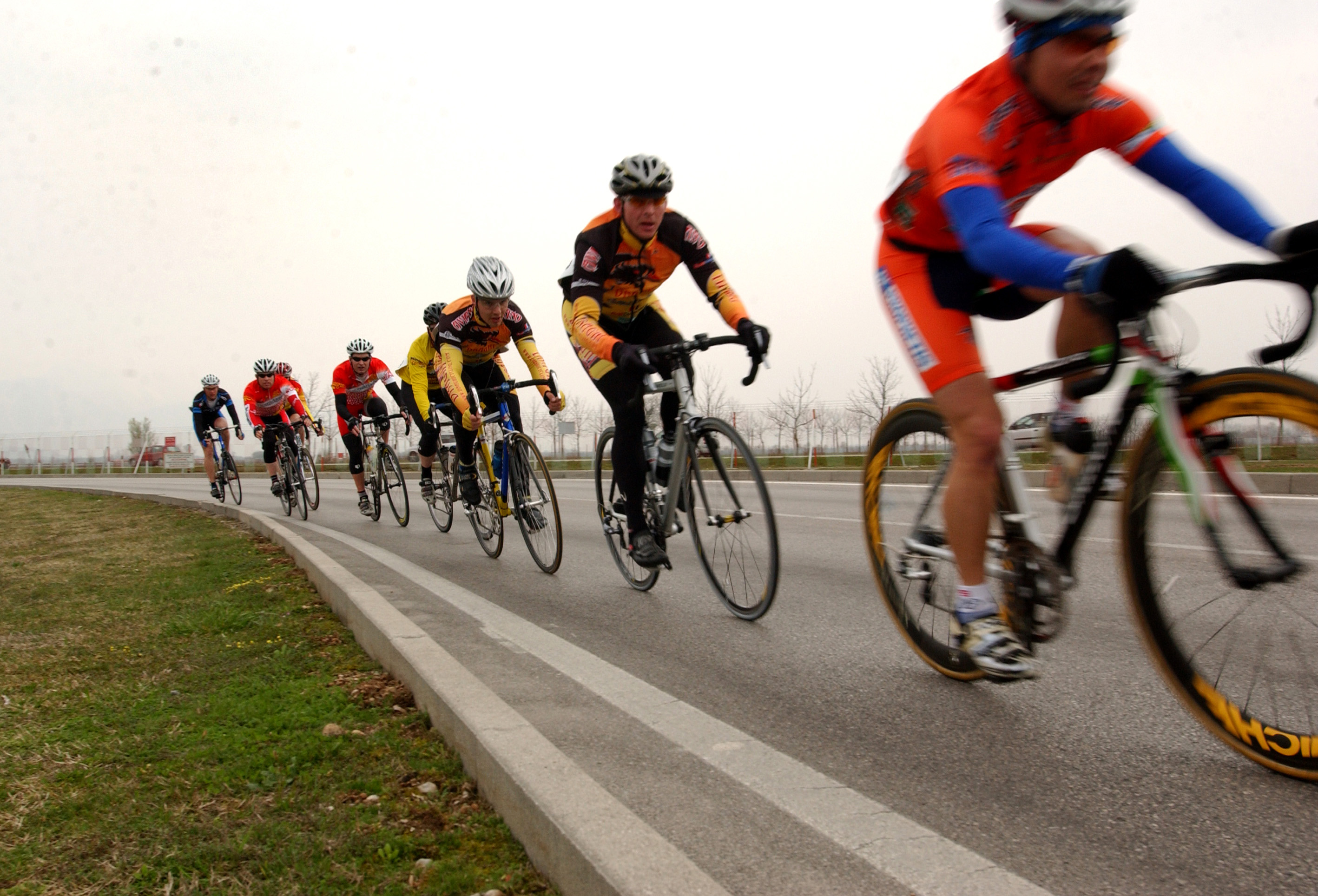 Cycling is a great exercise to help prevent arthritis.
