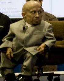 Verne Troyer è l'interprete di Mini-Me
