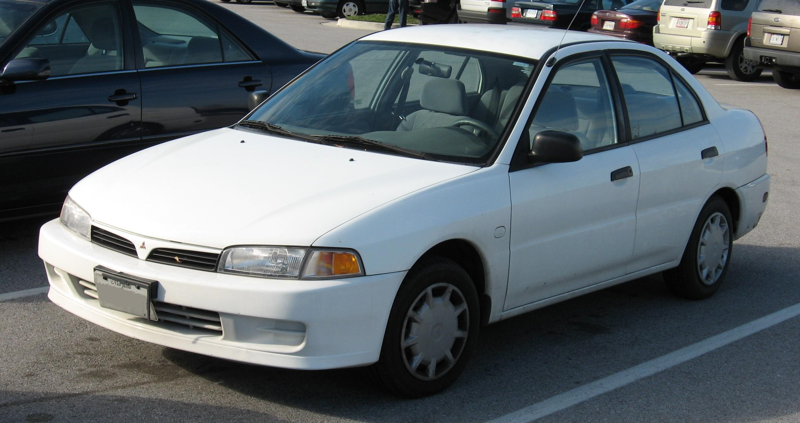 File:Mitsubishi Mirage.JPG - Wikimedia Commons