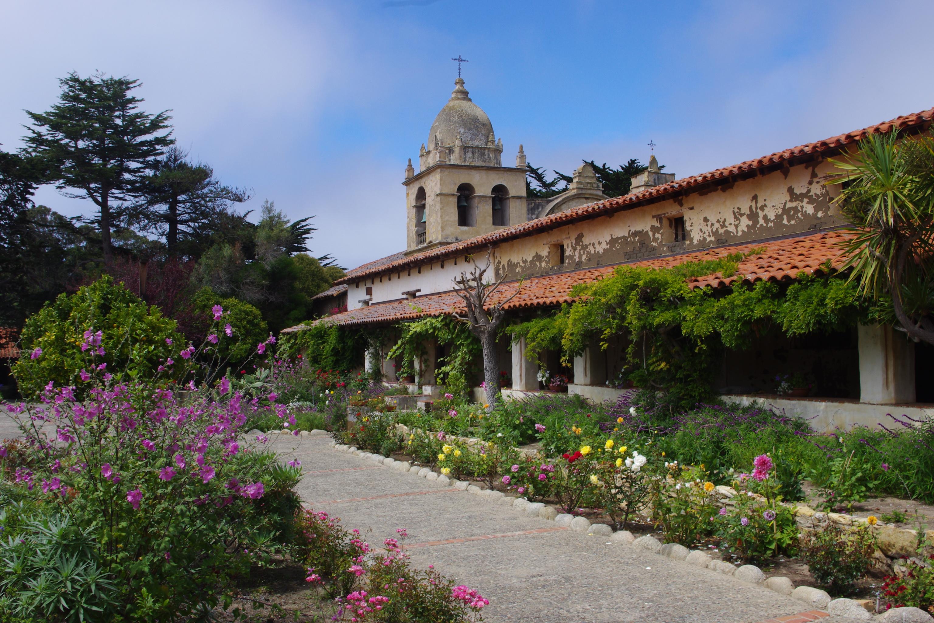 Mission San Carlos Borromeo De Carmelo Floor Plan File Monterey Peninsula Carmel Mission San Carlos