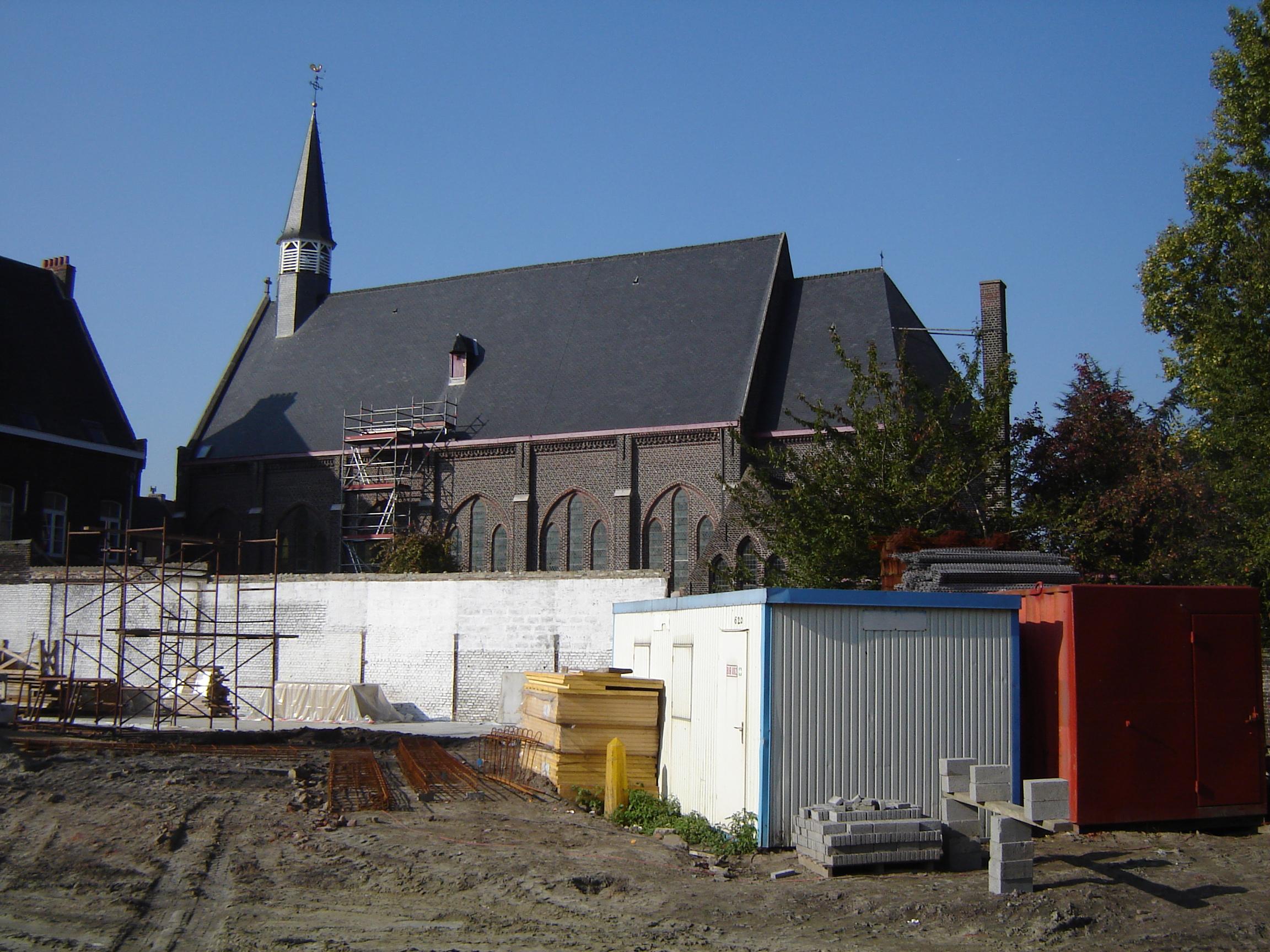 Filemuide Sint Theresia Van Avilakerk 2jpg Wikimedia