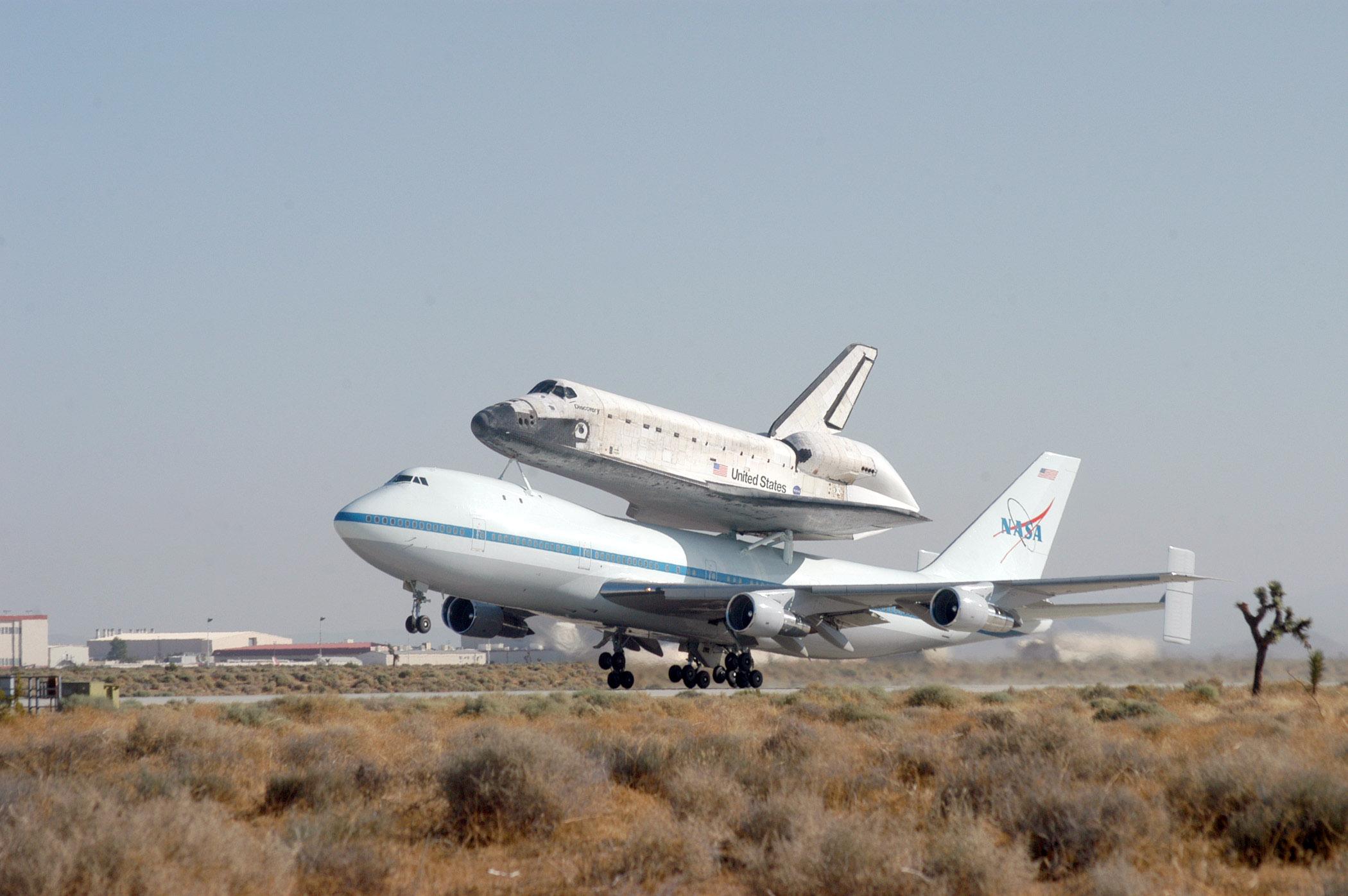 nasa transport plane - photo #19