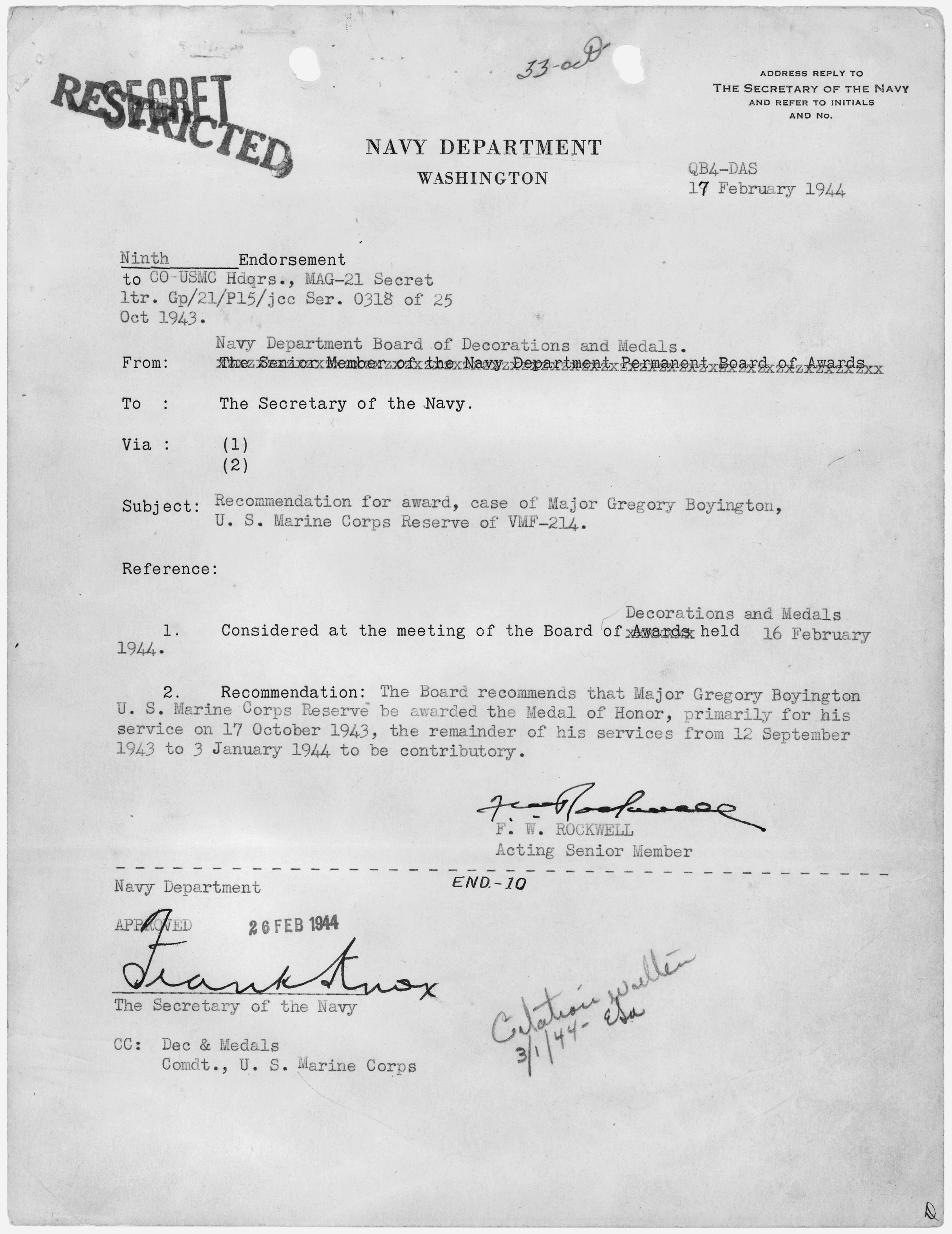 Letter Of Recommendation For An Alf Facility