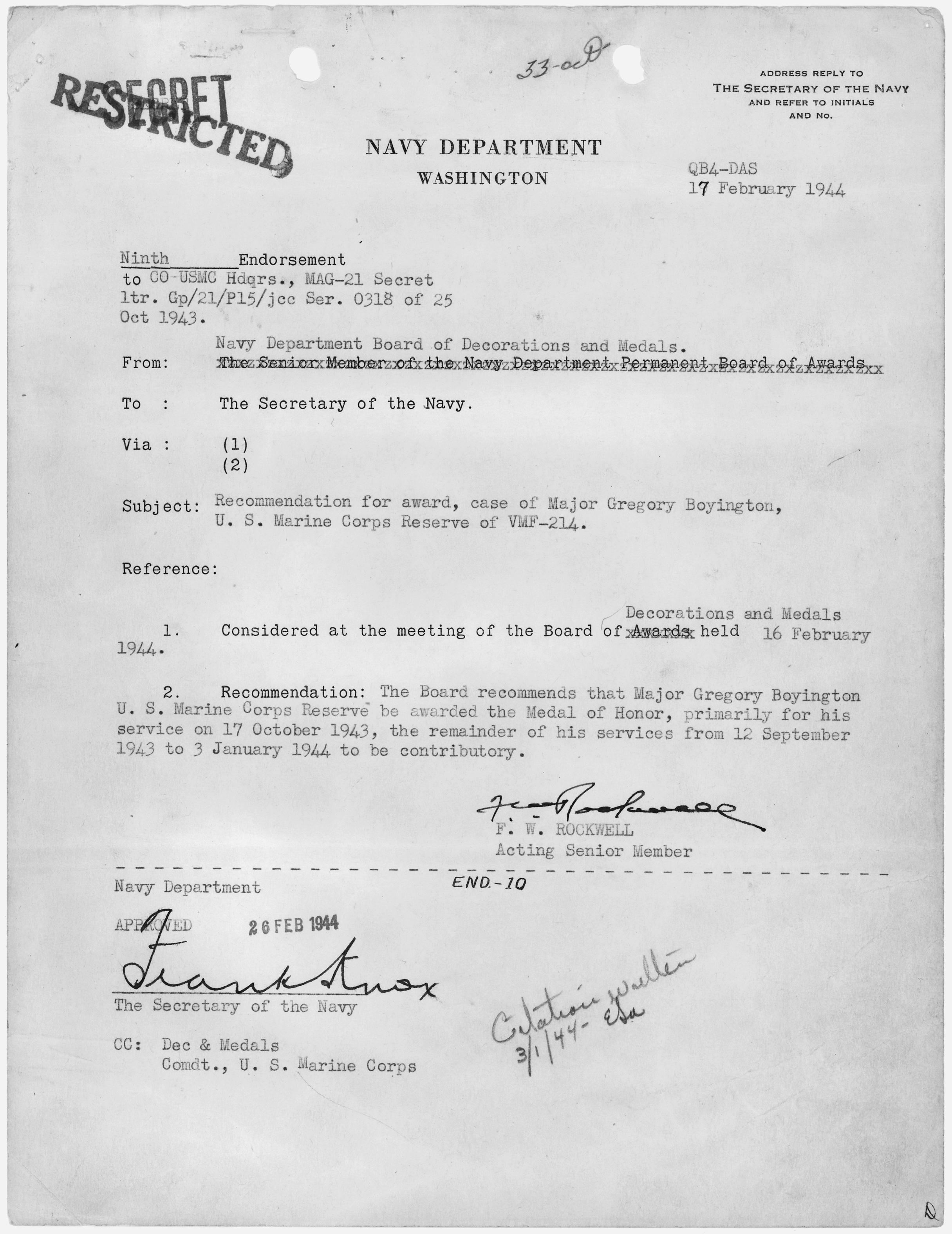 Recommendation Letter For Undergraduate Admission